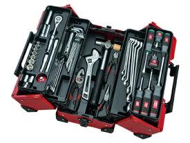 京都機械工具(KTC) ツールセット 両開きメタルケース レッド 56点組 SK35620WZR (SK SALE 2020)