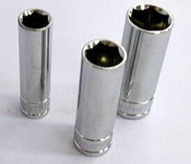 SIGNET(シグネット) 3/8Sqディープソケット 15mm(6ポイント) ★12415