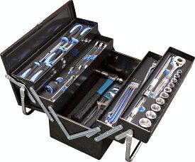 SIGNET(シグネット) 工具セット 1/2Sqメカニックツールセット40ピース ★両開き ★54007
