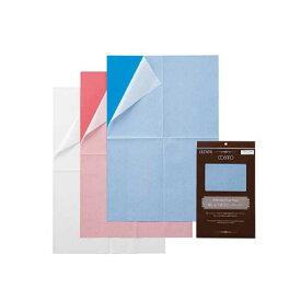 ルシアン コピーペーパーワイド 白 No.4004-1-WW お得な同色5袋セット[送料無料] 刺しゅう ペーパー 手作り