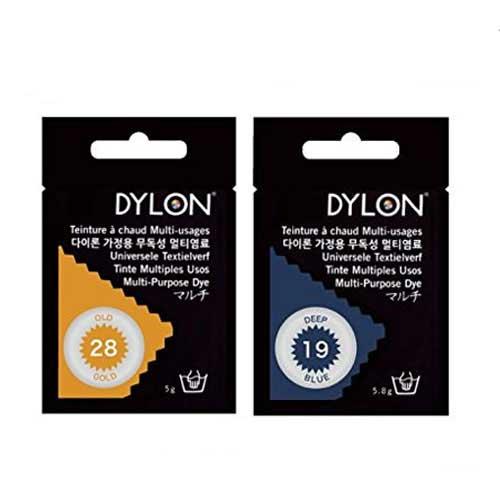 DYRON ダイロン マルチ 高温染め染料 21色展開 手芸 手作り 染料