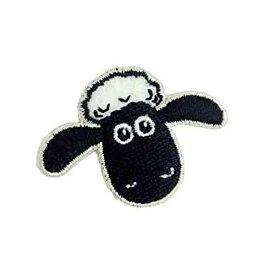 ワッペン パイオニア Shaun the Sheep HS301-HS03 1袋1枚入り 3袋セット シール・アイロン接着両用タイプ