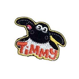ワッペン パイオニア TiMMy tiMe HS301-HS05 1袋1枚入り 3袋セット シール・アイロン接着両用タイプ