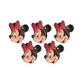 パイオニア Disneyシリーズ ボタン 1袋5個入 3袋セット アイロン接着はできません DI200-DI82 [送料無料] Pioneer 入園 入学の名前つけに