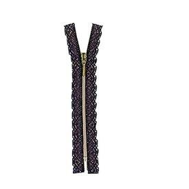 [1000円ポッキリ] オリムパス Olympus 編み付けファスナー サイズを2種類からお選びください レース糸に最適 手芸 手作り 洋裁