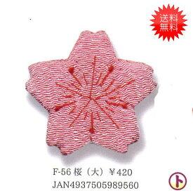 [送料無料] CHIRIKO ちリコパーツ 桜(大) 3袋セット 手芸 手作り 洋裁