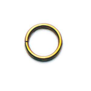 ツナギ(丸カン) 10mm 1袋1.5g 5パックセット α-4257 トーホー 金具の色選択