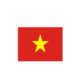旗 外国旗 オーダー ベトナム H90×W135cm テトロンポンジ製 Vietnam 旗 フラッグ 160か国対応