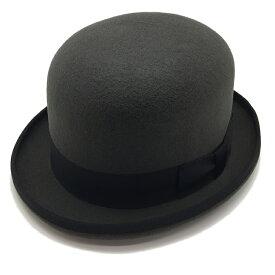 12a356cfd75eb4 【 FUJIHAT 】フジハット ボーラーハット 中折れハット帽子 日本製 ハット メンズ 秋 冬