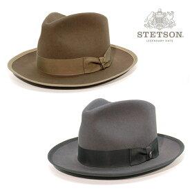STETSON ステットソン | WHIPPET ヴィンテージ ウィペット Ver.3 / 帽子 フェルトハット メンズ 中折れハット 中折れ帽 ハット アメリカ ブランド 名作 復刻 日本企画 中折れハット 高級