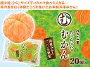 超小粒(3S)サイズの皮むきみかん『ちっちゃなむかん』 20個入【外皮をむいた冷凍みかん】※沖縄へは追加送料970円が別途必要となります。