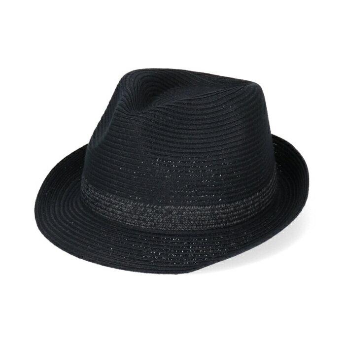 カスターノ 洗えるブレードハット【帽子 ハット UV90%カット UV対策 紫外線対策 熱中症対策 洗える 洗濯機洗いOK 洗える帽子 イージーケア コーディネート簡単 何にでも合う万能帽子 サイズ調整OK 大きいサイズの帽子 メンズ】