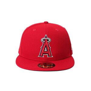 NewEra ニューエラ キャップ 帽子 ぼうし お洒落 おしゃれ 野球 メンズ レディース オーセンティック ロサンゼルス エンゼル NE AUTHEN Los Angeles Angels