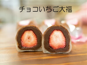 フルーツ大福 チョコいちご大福 10個入り いちご大福 苺大福 贈り物 お土産 プレゼント 手作り チョコレート