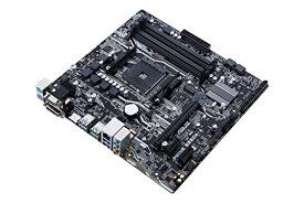 ASUSTeK AMD B350搭載 マザーボード PRIME B350M-A【μATX】