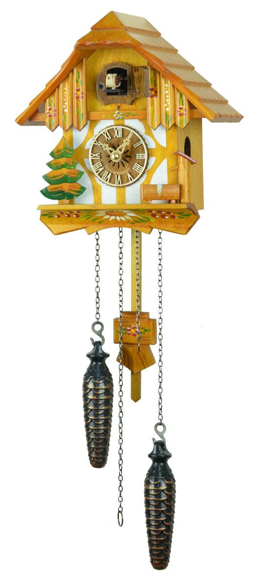 鳩時計 壁掛け時計 ハト時計 はと時計 ポッポ時計 421 QM【楽ギフ_包装】10P09Jul16