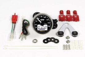 バイク用品 電装系 メーターSP武川 ミディアム DNスピードメーター φ55ミディアムDNメーター(DC AC12V)スペシャルパーツタケガワ 05-05-3209 取寄品