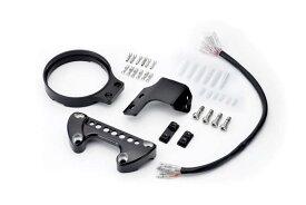 バイク用品 電装系 メーターゼロデザインW メーター移設キット XL1200X 10-19ZERO DESIGN WORKS ZMS-001 取寄品