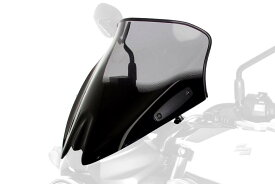 バイク用品 外装エムアールエー MRA スクリーンスポイラー スモーク SV650 ABS 16-194025066156795 4548916822270取寄品