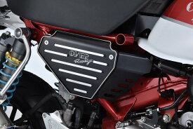 バイク用品 外装オーヴァーレーシング OVERRACING サイドカバーセット MONKEY12557-012-01 4539770118364取寄品 セール