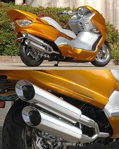 バイク用品 マフラーZ-FORCE ジーフォース エスピーアイ ナイトロマフラー フォルツァ(MF08)834NM 4547567331025取寄品 セール
