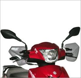 バイク用品 外装AF-ASAHI 旭風防 汎用ナックルバイザー アドレス125 2BJ-DT11AHN-04 4560122613459取寄品 セール