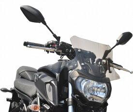 バイク用品 外装AF-ASAHI 旭風防 メーターバイザー ブラウンスモーク MT-07 2BL-RM19JMT-07 4560122613633取寄品 セール