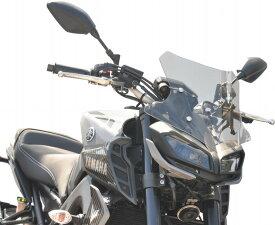 バイク用品 外装AF-ASAHI 旭風防 メーターバイザー ブラウンスモーク MT-09 2BL-RN52JMT-09 4560122613640取寄品 セール