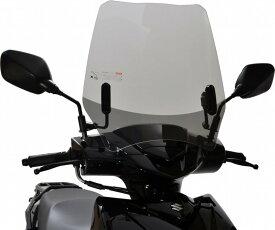 バイク用品 外装AF-ASAHI 旭風防 SW-03 ウインドシールド スウィッシュ 2BJ-DV12BSW-03 4560122613718取寄品 セール