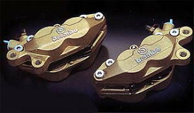 【BREMBO】【ブレンボ】【バイク用】キャリパーアンドサポートセット キャスティング40ミリ 95- GPZ1100 ABS車を除く【WQ4201+WQ3401】