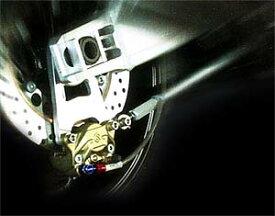 【バイク用】ブレンボ+ワークスクオリティ リアフローティングKIT T-2 ピストン34φ ZEPHYR ゼファー400【WQ19-4001】【送料無料!】