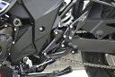 バイク用品 ステップオーヴァーレーシング OVER バックステップ 4P BLK GSX250R51-57-01B 4539770116186取寄品 セール
