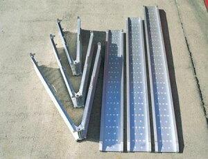 バイク用品 プロト PLOT アルミブリッジ 2.4m MCW オリタタミタイプMCW-240 4520616303280取寄品 セール