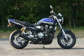 セール バイク用品 マフラー 4ストフルエキゾーストマフラーNOJIMA メガホン フルEX 4-1SC ステンブラック XJR1300 03-06ノジマエンジニアリング NMSX215MB-J 取寄品