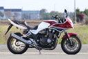 セール バイク用品 マフラー 4ストフルエキゾーストマフラーアールズギア ワイバンクラシック シングル TI CB1300SF S…