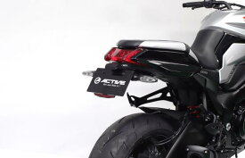 セール バイク用品 外装 フェンダーアクティブ フェンダーレスKIT LEDナンバートウツキ BLK KATANA 19ACTIVE 1155042 取寄品