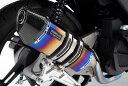 セール バイク用品 マフラー 4ストフルエキゾーストマフラービームス CORSA-EVOIIヒートチタン PCX125 14-BEAMS G165-…