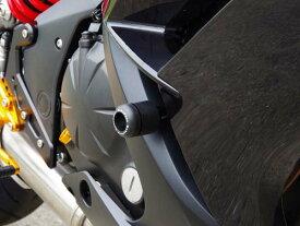 楽天スーパーセール バイク用品 外装 ガード&スライダーベビーフェイス フレームスライダー Ninja650 ER6f 12-16BABYFACE 006-SK018 取寄品