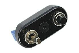 セール バイク用品 電装系 スイッチ&キーEASYRIDERS ミニスイッチキット BLK ボタン レバー モジュールイージーライダース H9813-BK 取寄品