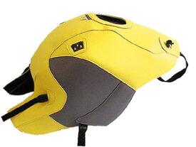 楽天スーパーセール バイク用品 ケース(バッグ) キャリア 車両用ソフトバッグBAGSTER タンクカバー イエロー スチールグレー K1200RSバグスター 1340B 取寄品