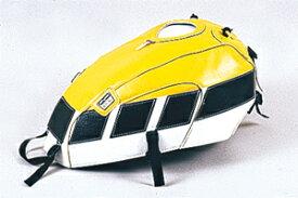 楽天スーパーセール バイク用品 ケース(バッグ) キャリア 車両用ソフトバッグBAGSTER タンクカバー イエロー ブラック ホワイト XJR1200 97バグスター 1292D 取寄品