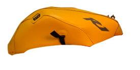 楽天スーパーセール バイク用品 ケース(バッグ) キャリア 車両用ソフトバッグBAGSTER タンクカバー イエロー YZF-R1 04-06バグスター 1483G 取寄品