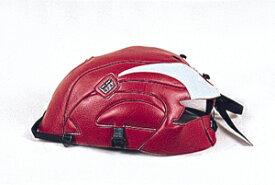 楽天スーパーセール バイク用品 ケース(バッグ)&キャリア 車両用ソフトバッグBAGSTER タンクカバー ワインレッド ライトグレー THUNDERBIRD 900バグスター 1308F 取寄品