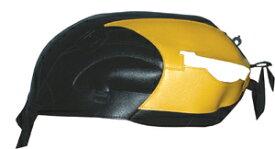 楽天スーパーセール バイク用品 ケース(バッグ) キャリア 車両用ソフトバッグBAGSTER タンクカバー ブラック イエロー T.BIRD SPORT LEGENDバグスター 1362J 取寄品