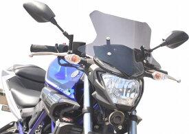 セール バイク用品 外装 スクリーン旭風防 エ-エフアサヒ アサヒフウボウ メーターバイザー スモーク MT-25 03 (2BK-RG43J 2BL-RH13J)AF-ASAHI MT-25 取寄品
