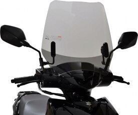 セール バイク用品 外装 スクリーン旭風防 エ-エフアサヒ アサヒフウボウ SW-03 ウインドシールド スウィッシュ 2BJ-DV12BAF-ASAHI SW-03 取寄品