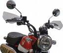 セール バイク用品 ハンドル ハンドルガード旭風防 エ-エフアサヒ アサヒフウボウ ナックルバイザー モンキー125 2BJ-…