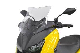セール バイク用品 外装 スクリーン旭風防 エ-エフアサヒ アサヒフウボウ スクリーン XMAX 2BK-SG42J 18-AF-ASAHI XMAX-01 取寄品