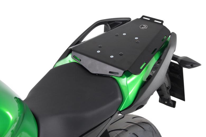 ヘプコ&ベッカ スポーツラック ブラック Ninja1000 14-17 《ヘプコアンドベッカー 6702530 00 01ツーリング ケース 》