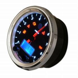 エースウェル 多機能デジタルメーター BLK CA085-552-B 《エースウェル CA085-552-B》